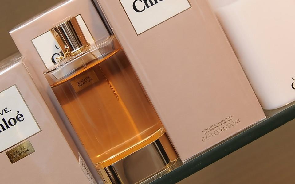 Aanbiedingen parfumerie